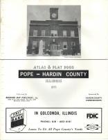 Title Page, Pope and Hardin Counties 1975